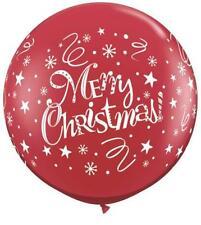 Ballons de fête rondes pour la maison Noël