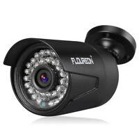 FLOUREON 1080P AHD IP66 2MP 3000TVL PAL CCTV DVR Security Outdoor Bullet Camera