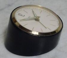 Mechanischer Wecker Tischuhr Uhr EMES made in Germany vintage alarm clock ~60er