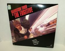 THE FUGITIVE 1993 LASER DISC LD Harrison Ford Widescreen Edition