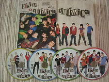 DVD SERIE FISICA O QUIMICA  4ª TEMPORADA 8 CAPITULOS EN 5 DVDS NUEVA