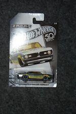 Hot Weels ´68 Plymouth Barracuda Formula S -Conzept Care ZAMAC No.3/8, I/II