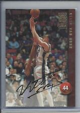KEITH VAN HORN 1998 TOPPS NETS RARE ON CARD AUTO