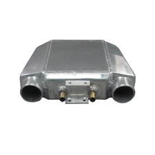 """CXRacing Water to Air Intercooler Supports 1000+ HP Overall Size 18""""x13""""x4.5"""""""