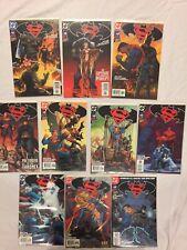 Superman/Batman #11,12,13,14,15,16,17,18,19, and 20 (2004, 2005, DC Comics)