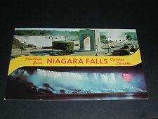 Greetings From Niagara Falls Ontario Canada Postcard
