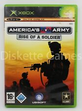 AMERICA'S ARMY RISE OF A SOLDIER - XBOX - PAL ESPAÑA - AMERICAS AA