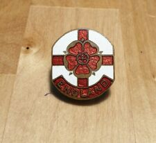 Vintage ENGLAND Football or Rugby very RARE badge