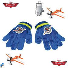Disney Planes Kinderhandschuhe Jungen Winter Handschuhe mit PVC Aufdruck NEU