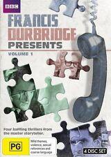 Francis Durbridge Presents (Volume 1) - 4-DVD Box Set ( The Desperate People / M
