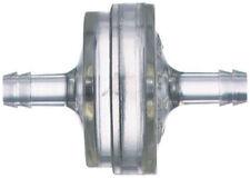 Clear Fuel Filter 3/16in 60 Micron 304 SS Visu-Filter FF901C