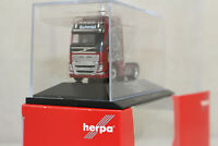 ht676, Herpa 110945 Volvo FH GL XL Zugmaschine SHT Transporte PC 1:87 NEU/NEW