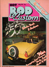 Hot Rod & Custom May 1981 Spirit of the Fifties Rods