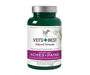 Aches & Pains for Dogs & senior dogs 50ct Helps quickly ease temporary