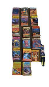 Goosebumps original books