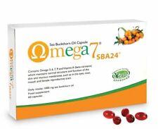 Pharma Nord Omega 7 Sea Buckthorn Oil Omega 3 6 7 And 9 - 60 Capsules