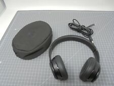 Beats Solo 3 Wireless Headphones A1796 Wireless Portable Earphones Black - GTY7