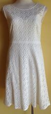 Nougat Fresh Cream Embroidered Dress Sz 2 NWT RRP $399.00