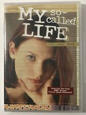 My So-Called Life - Volume One - Dvd - New Sealed. Free Shipping!