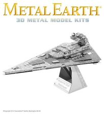 Fascinations Metal Earth Star Wars Imperial Star Destroyer 3D Model Kit