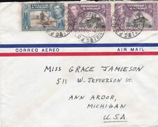 Colony Used George VI (1936-1952) British Air Mails Stamps