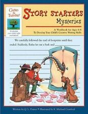Story Starters: Mysteries: A Workbook for Ages 6-8 Gifted & Talented