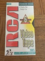 RCA T120H 6 Hours VHS