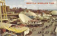 Seattle World's Fair / Century 21 Exposition 1962 - WASHINGTON