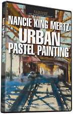 Nancie King Mertz: Urban Pastel Painting - Art Instruction DVD