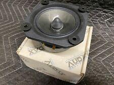 "Audax HM100z0 Aerogel 4"" Midrange New Sealed in package"