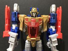 Hasbro Transformers Titans Return Siege On Cybertron Metalhawk Autobot Figure