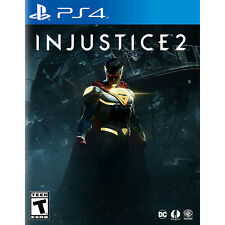 Injustice 2 PS4 [Brand New]