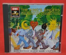 EMI DIGITAL CD:  THE KING'S SINGERS: THE BEATLES CONNECTION  - MADE IN W GERMANY