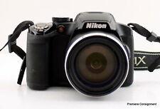 Nikon CoolPix P510 GPS Camera with Lowepro Soft Travel Case