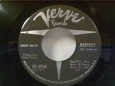"JIMMY SMITH ""RESPECT / FUNKY BROADWAY"" 45"
