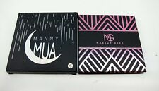 NEW Manny Mua Makeup Geek Limited Edition Eye Shadow Palette 9 Color Shades