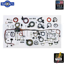 83-87 Chv Truck Classic Update Series Complete Body Interior Wiring Harness Kit