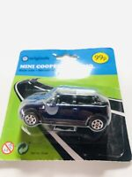 Originals Blue Mini Cooper S Convertible 1.64 Matchbox Scale MIB