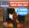 5 JAPAN BONUSTRACK INCL SOUL+BLUSPEC CD WITH OBI+POSTER+INSERT! CELINE DION 2019