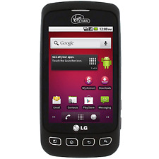 GOOD! LG Optimus V vm670 Android Video Bluetooth Touch VIRGIN MOBILE Smartphone