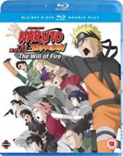 Naruto - Shippuden: The Movie 3 - Will of Fire  (UK IMPORT)  Blu-ray NEW