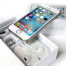 NEW Apple iPhone 5S Silver 16GB Unlocked for International GSM/CDMA Smartphone