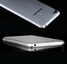 New Crystal Clear hard case DIY cover for Lenovo S60 S60T