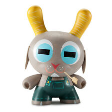 "Kidrobot Buck Wethers 8"" Dunny by Amanda Visell (""White Edition"")"