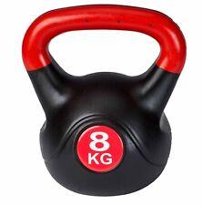Kettlebell Spartan 8 kg  Kunststoff - Kettle  Kettelbell Synthetik - Kugelhantel