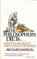 Philosopher's Diet Paperback Richard Watson