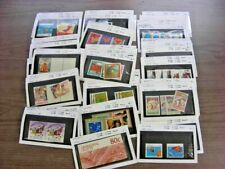 Australia, Excellent assortment of Modern Mint Stamps in stock cards