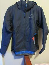 Mens New Arcteryx Atom LT Hoody Jacket Size Small Color Tui