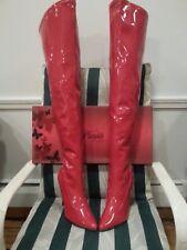 """Pleaser USA  5"""" High Heel Thigh High Boots FITS Men's size 11 UNISEX women's 13"""
