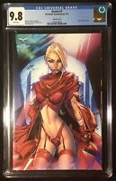 Gretel #1 PAUL GREEN MAY the 4th EXCLUSIVE CGC 9.8 (2019) LE 100 HOT